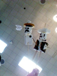 Marshmallow Cowboys